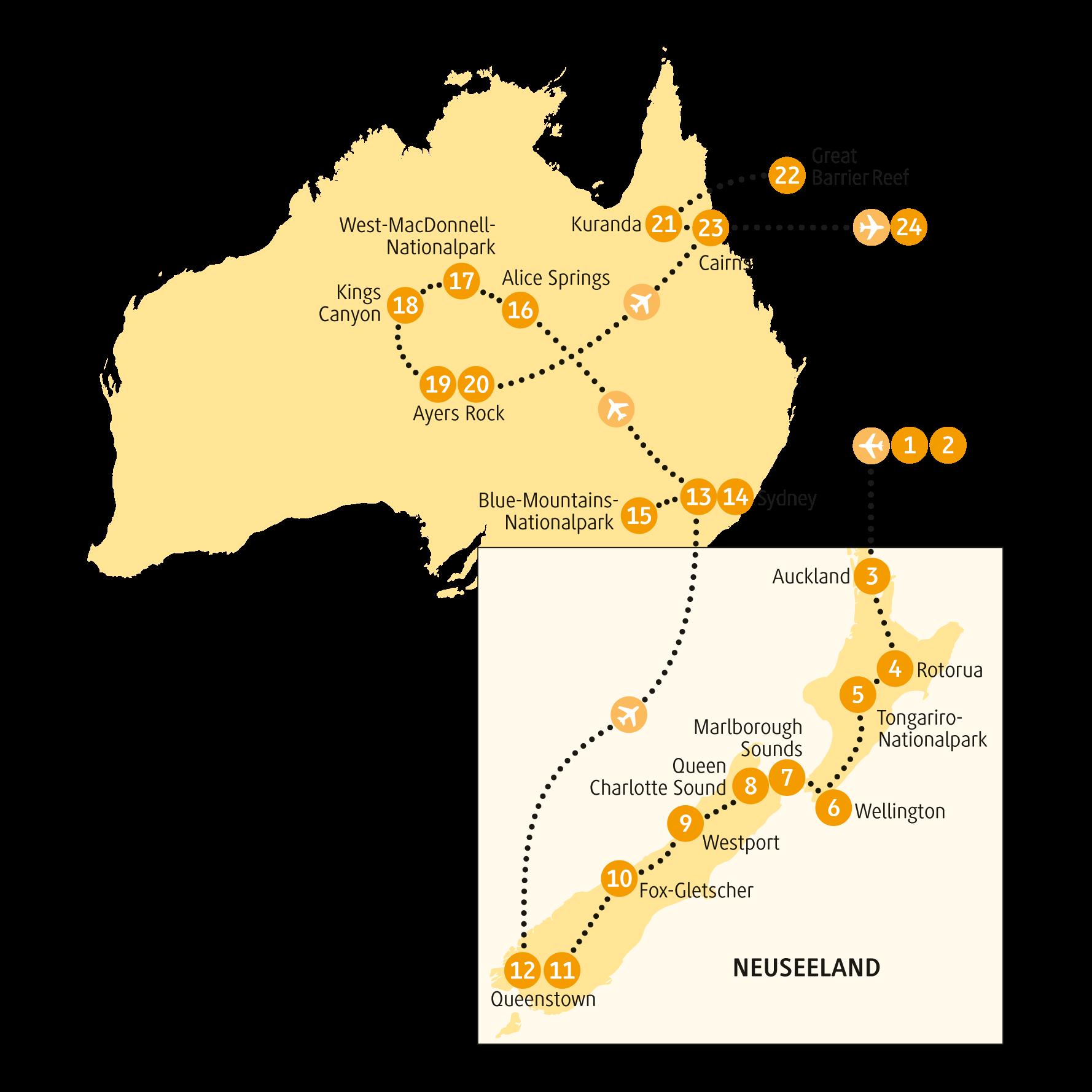K303274ste Algarve Karte.Karte Neuseeland Sudinsel Zum Ausdrucken