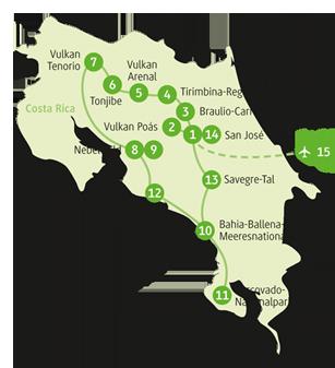 Private-Reisen mit 4 bis 6 Teilnehmer_Costa Rica_Quetzal