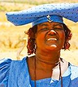 Herero Frau (© Frank Gorille / Chamäleon)