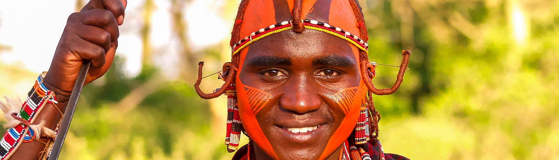 Masai Mara -  Kenia Naturreisen Tansania Tierbeobachtung