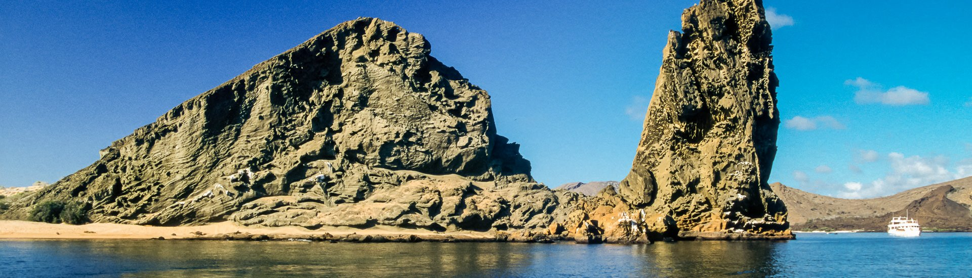 Pinnacle Rock (� Mathias Conze, Macopi / Cham�leon)