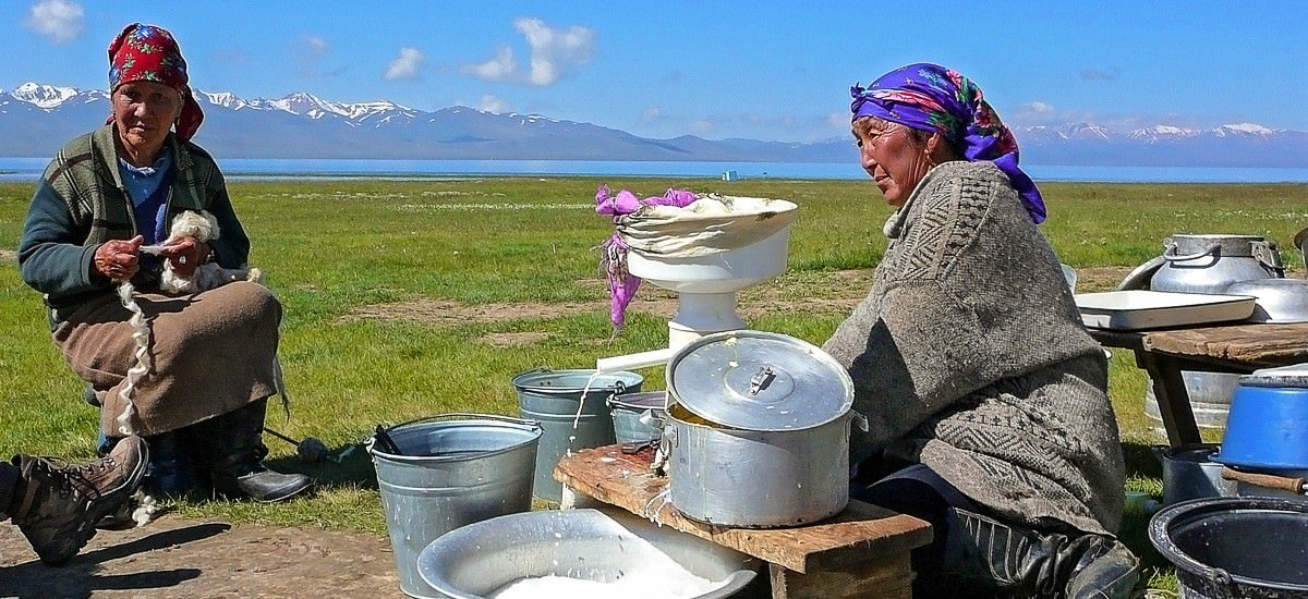 Samarkand -  Kulturreisen Naturreisen Usbekistan