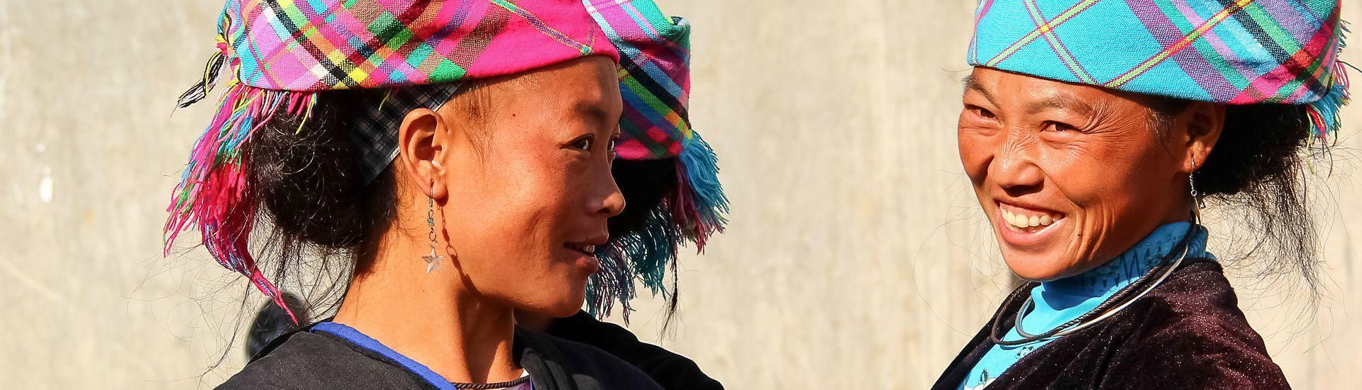 Sapa -  Kulturreisen Naturreisen Vietnam
