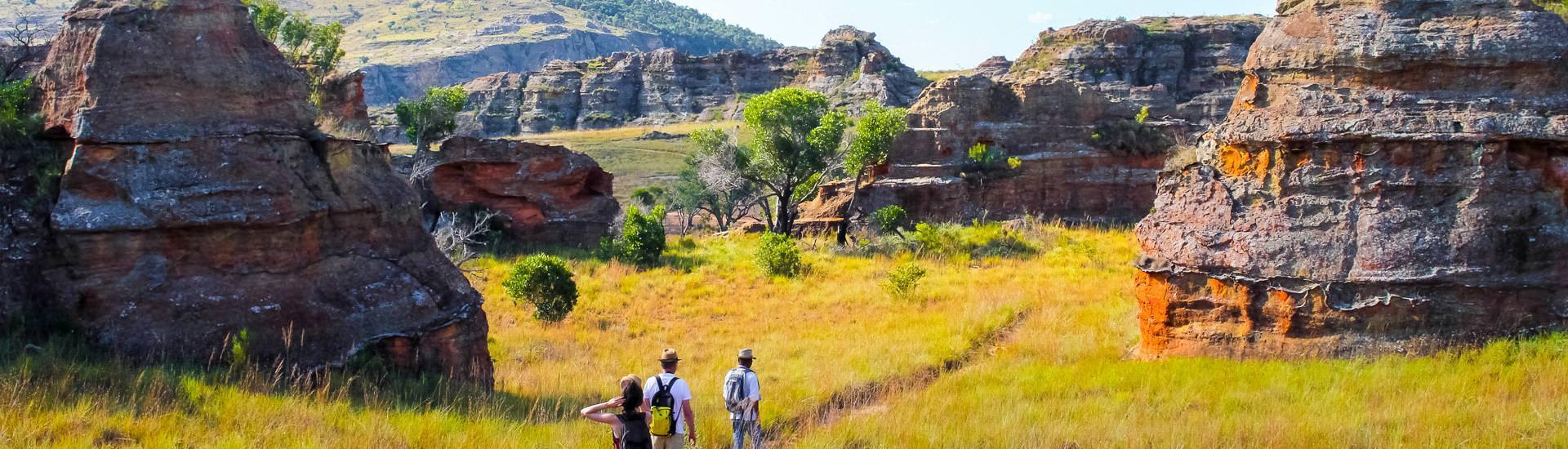 Isalo -  Madagaskar Naturreisen