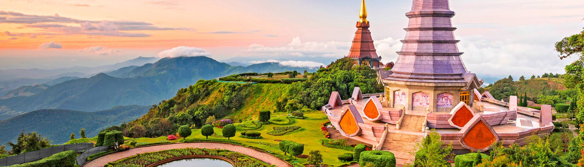 Nationalpark Doi Inthanon in Chiang Mai (© Dirk Bleyer / Chamäleon)