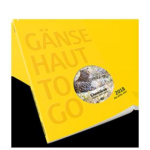 Katalog mit DVD (© Chamäleon)