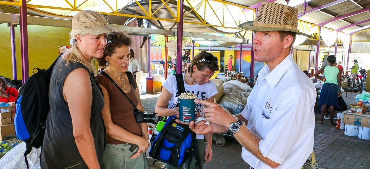 Botswana, Namibia und Simbabwe Caprivi Afrika Erlebnis-Reisen