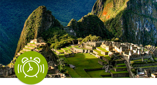 Machu Picchu (© Dirk Stamm / Chamäleon)