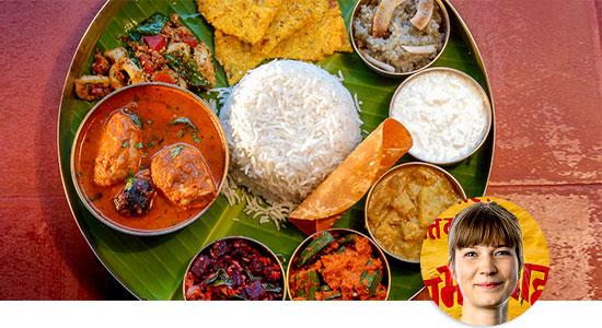 Indische Küche (© Chamäleon)